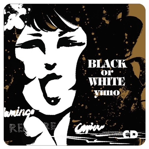 Black or White / yuno (CD)