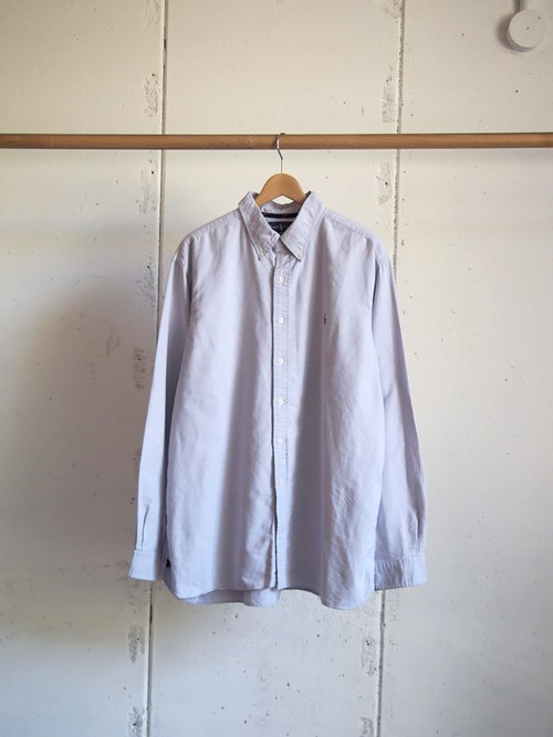 USED / Polo by Ralph Lauren, Long sleeve B.D. shirts