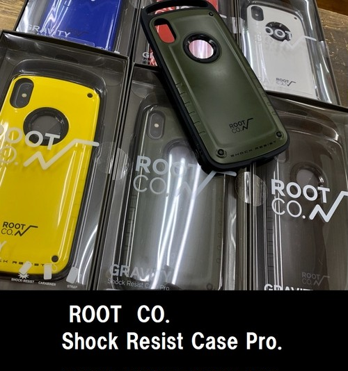 ROOT CO. / Shock Resist Case Pro.