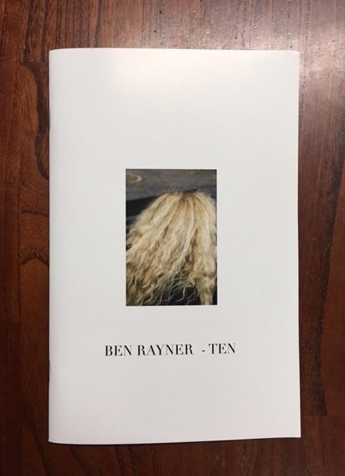 【ZINE】 TEN |Ben Rayner
