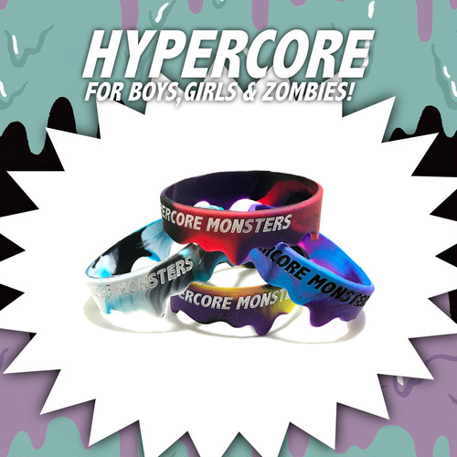 A-388 WE ARE HYPER CORE MONSTERS!ラバーバンド