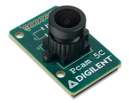 Pcam 5C 5 MP固定焦点カラーカメラモジュール 型番:410-358
