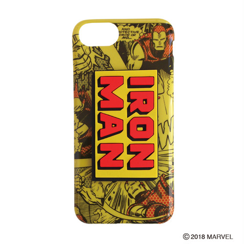 MARVEL/3D PARTS iPHONE CASE/YY-M020 IM