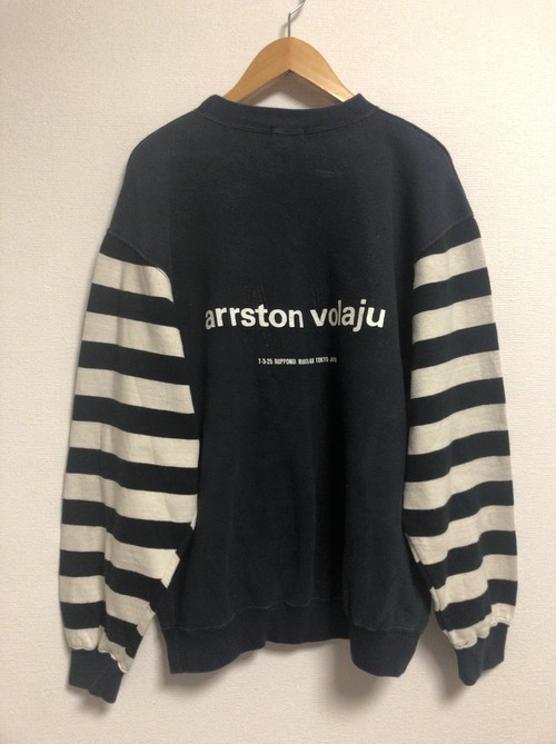 late80's〜early90's arrston volaju sweat
