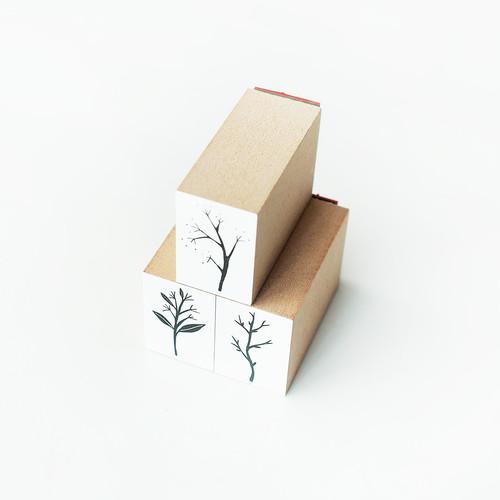 【LL】POCONUR STAMP(ポコヌルスタンプ)|植物