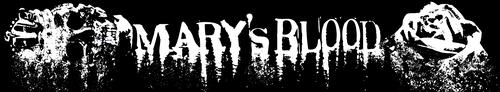 Mary's Blood skull マフラータオル