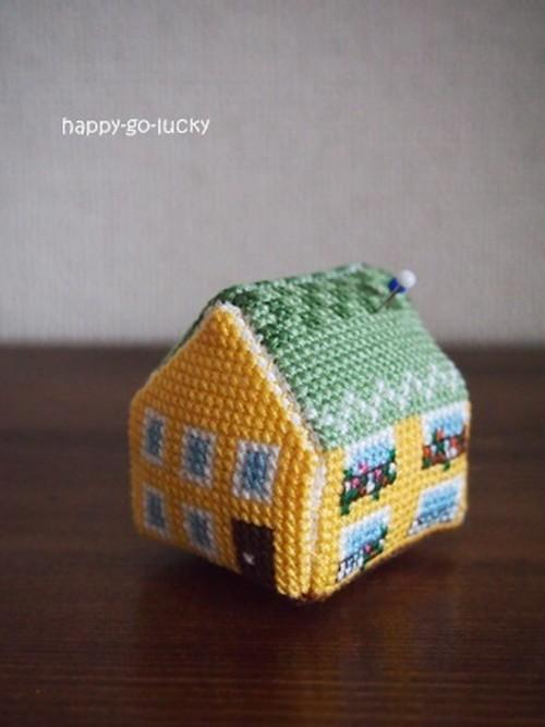 016 黄色の家