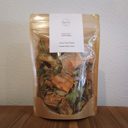加部島 Wild Herb GETTO Blend 野草薬草茶