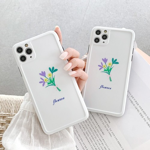 Fresh flowers iphone case