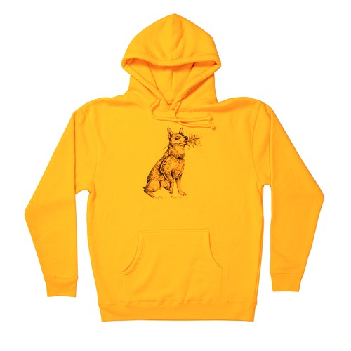 PASS PORT / DOGGO HOOD -GOLD-
