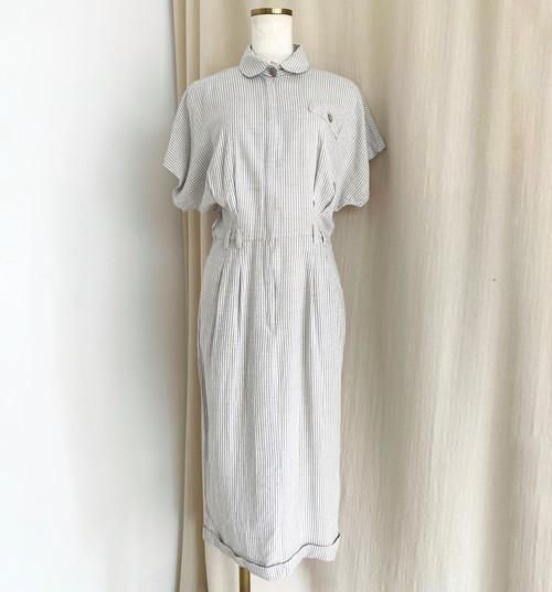 Dress gray stripe