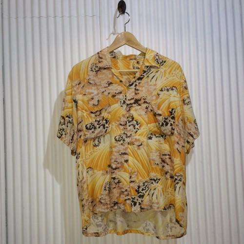 60's Japanese Aloha Shirt