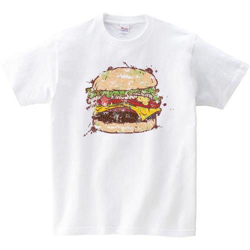 [キッズTシャツ] Damage Burger