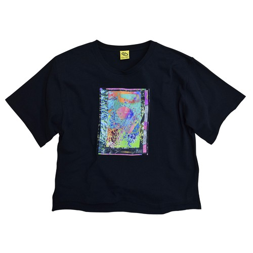 Two Faced BIG T-Shirts / Black