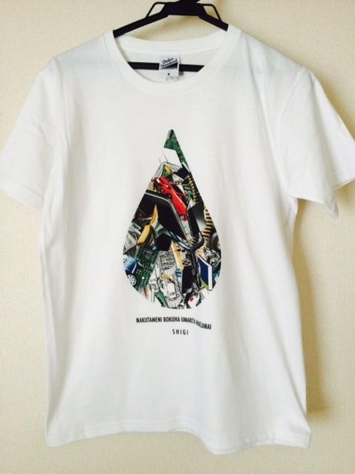 涙Tシャツ