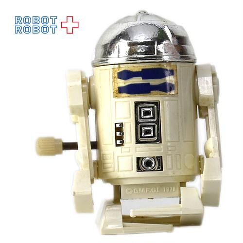 タカラ スターウォーズ R2-D2トコトコ ゼンマイ