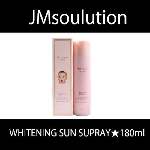JMsoulution WHITENING SUN SPRAY/ホワイトニングサンスプレー★180ml★国内発送★