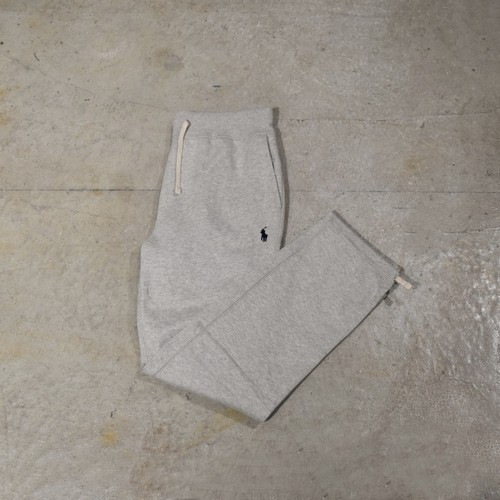 POLO RALPH LAUREN SWEAT PANTS / HEATHER GRAY
