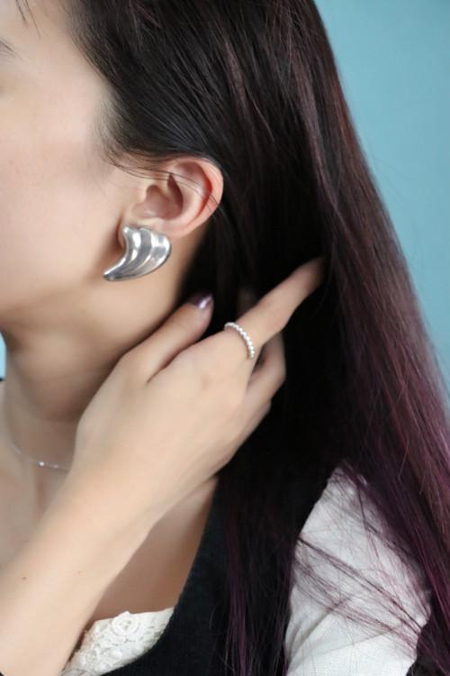 Silver925 design earrings