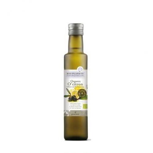 オーガニックEXVオリーブオイル レモン 250ml