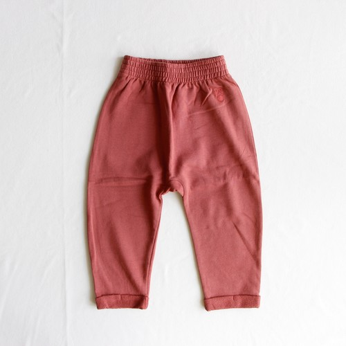《main story 2019AW》SWEATPANT / red apple