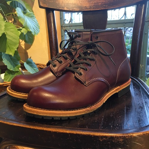 "RED  WING ""Beckman Boots/6"" Round-toe NO.9011"""