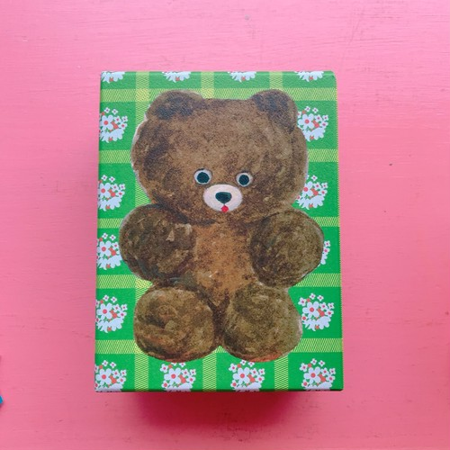 モチーフBOX「クマ」
