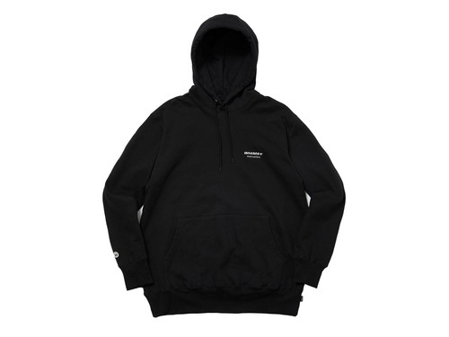 WHIMSY / EVERYWHERE PULLOVER -BLACK-