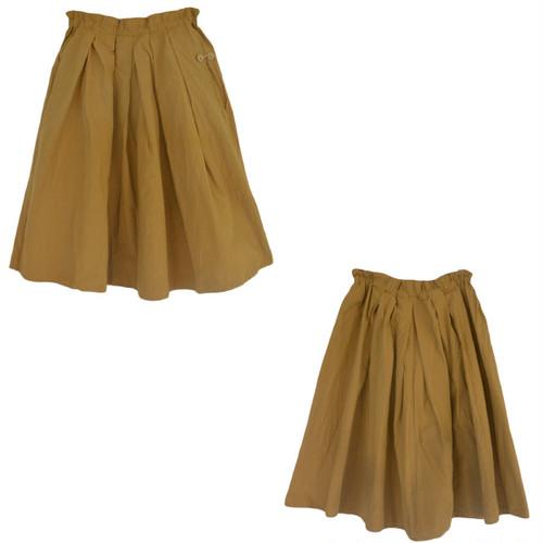 MANUAL ALPHABET(マニュアルアルファベット)rip stop生地バルーンスカート