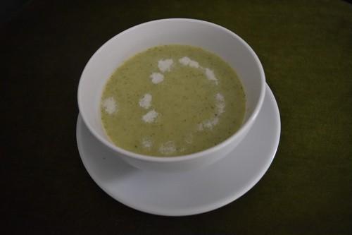 美肌健康スープ(酵素野菜ブロッコリーのポタージュ)