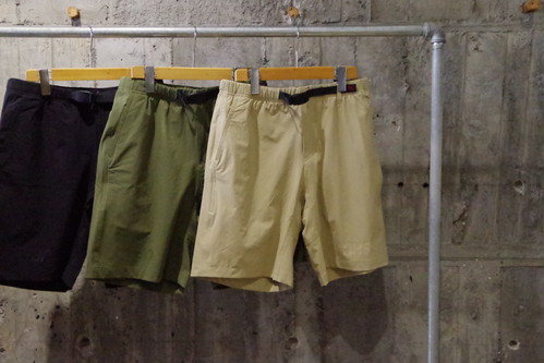 CHARI&CO×GRAMICCI SHUT UP SHORTS