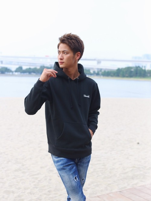 Go To Sea Hoodie(Black)