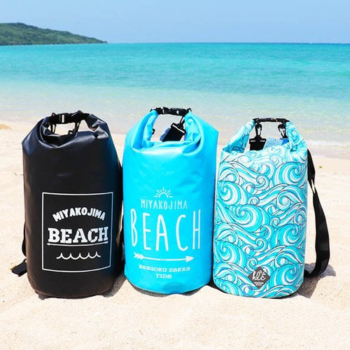 miyakojima beach water bag 001