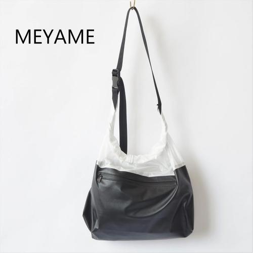 MEYAME/メヤメ・ブライトロールアップバッグ