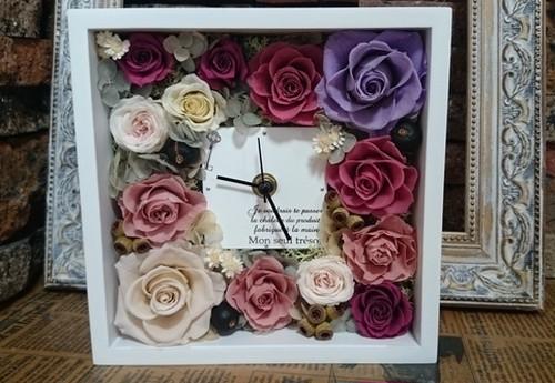 ●花時計●Mサイズ●お手頃サイズ●
