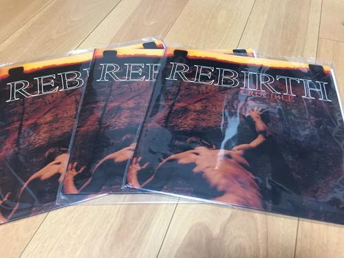 "Rebirth - Crucible 12"""