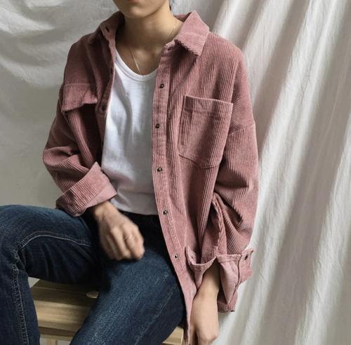 【お取り寄せ商品♡】コーデュロイ シャツジャケット day012