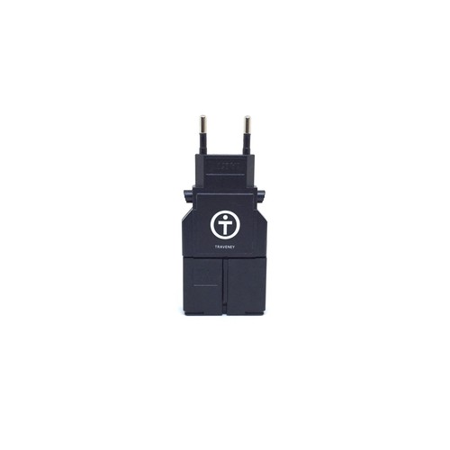 TRAVENEY Travel Plug | トラベニー トラベルプラグ