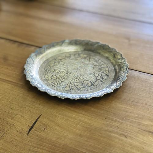 Brass dish 1902Y11-A