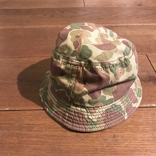 decho 「BUCKET HAT」(CAMO)