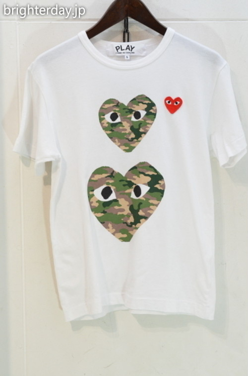 PLAY COMME des GARCONS TEE