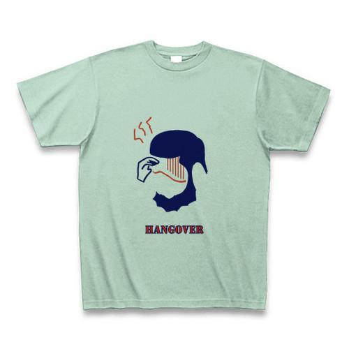 悪酔いT-shirt アイスグリーン
