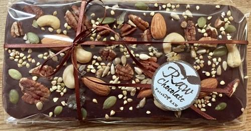 Raw choco pad [NUTS]
