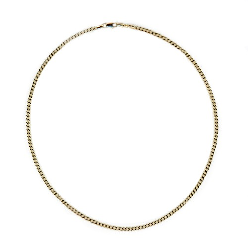 【GF1-25】20inch gold filled chain