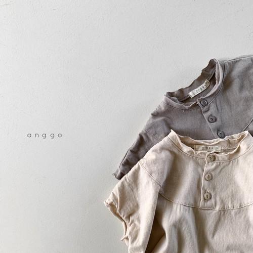 【予約販売】butter-ring T-shirt〈anggo〉