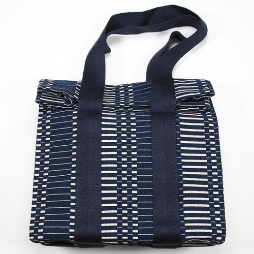 JOHANNA GULLICHSEN Shopping Bag Helios Dark Blue