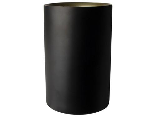 ワインクーラー ブラックゴールド色