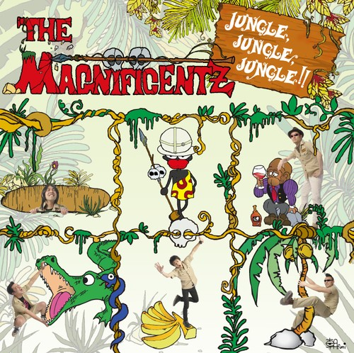[CD] Jungle, Jungle, Jungle!! / THE MAGNIFICENTZ
