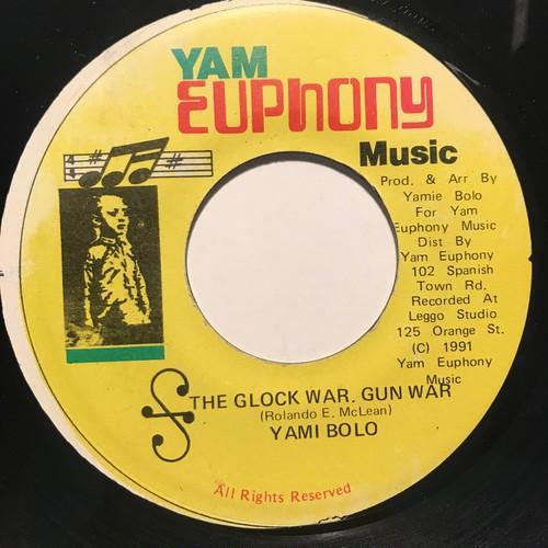 Yami Bolo - The Glock War Gun War【7-10797】