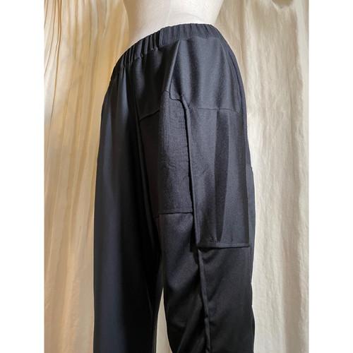 【sandglass】Dark Knight pants(1点もの) / 【サンドグラス】ダークナイト パンツ